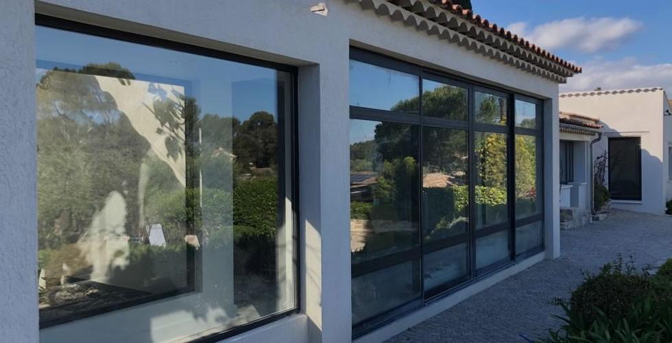 Villa entièrement rénovée à Mougins